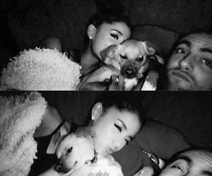 Toulouse, ariana grande, and mac miller image