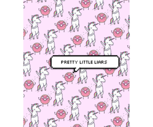 wallpapers, pll, and unicorn image