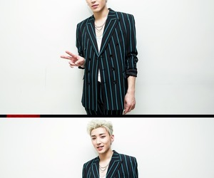 b.a.p and jongup image