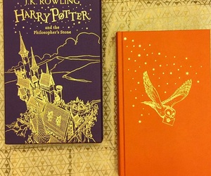 books, harry potter, and magic image