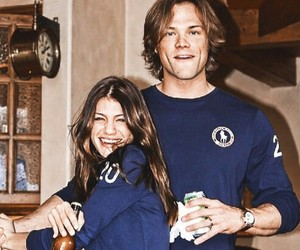jared padalecki, supernatural, and couple image
