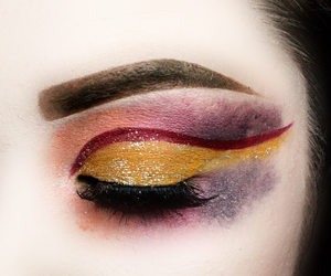 avant garde, cut crease, and editorial image