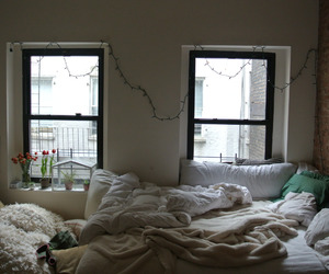 bedroom, cool, and tumblr image