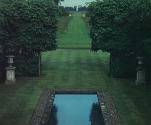 green, garden, and nature image