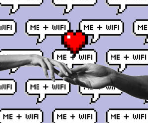 +, hands, and heart image
