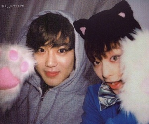 exo, suho, and xiumin image