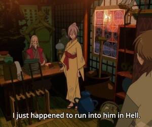 anime, uchouten kazoku, and the eccentric family image