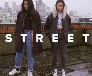 fashion, grunge, and street image