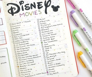 disney, movies, and love image