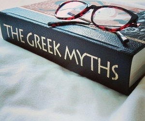 book, aesthetic, and myth image