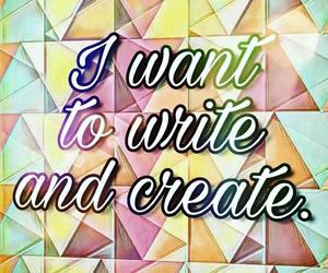 books, create, and write image