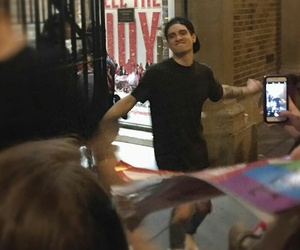 broadway, panic at the disco, and patd image