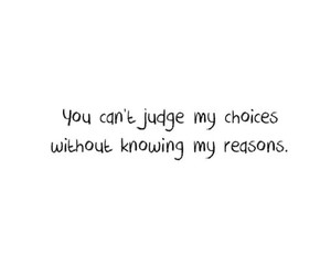 quotes, text, and judge image