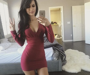 chic, clothes, and dress image