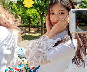 hyunjin, monthly girl, and kim hyunjin image