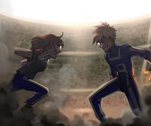 fanart, boku no hero academia, and katsuki bakugou image