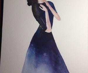 art, dress, and fashion image