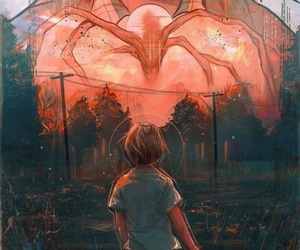 stranger things, will, and wallpaper image