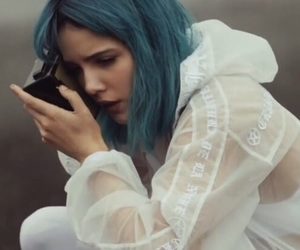 halsey, badlands, and new americana image