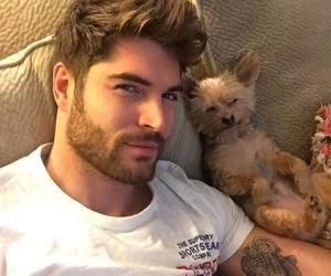 nick bateman, model, and sixpack image