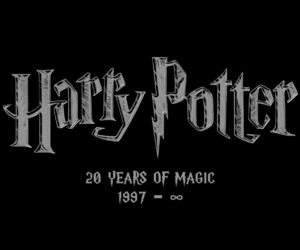 harry potter, always, and magic image