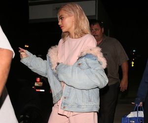 kylie jenner, style, and pink image