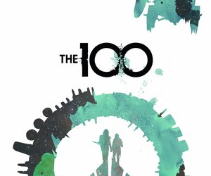 ark, arkadia, and the 100 image