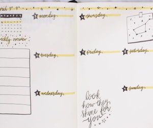 bullet journal image