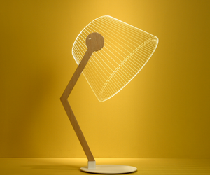 glow, yellow, and lamp image