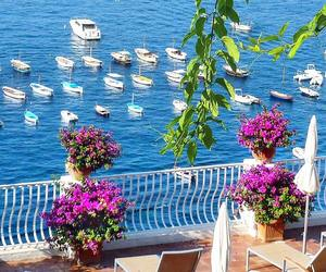Amalfi, italy, and travel image