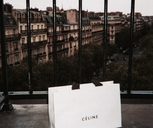 celine, paris, and city image