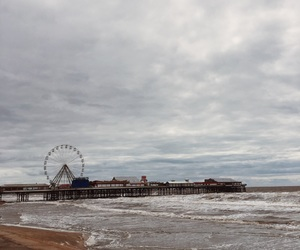 ocean and blackpool image