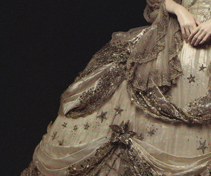 18th century, baroque, and costume design image