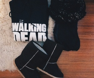 boots, casual, and chic image