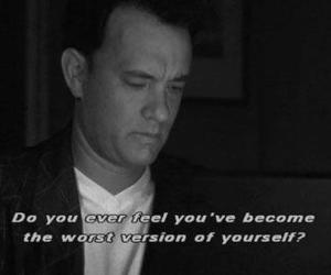 tom hanks, movie, and quote image