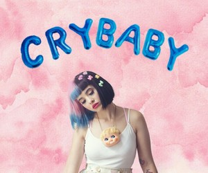 crybaby, indie, and pink image