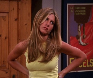 alternative, rachel green, and f r i e n d s image