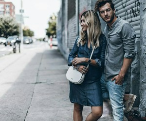 denim, inspiration, and street style image