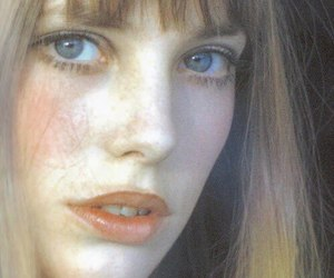 girl, jane birkin, and vintage image