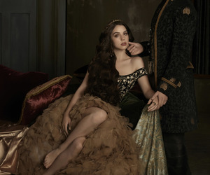 reign, francis, and adelaide kane image