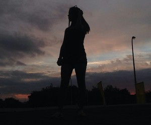aesthetics, view, and girl image