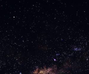 background, colors, and galaxy image