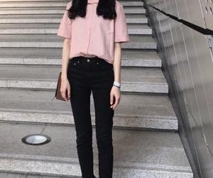 korea, fashion, and korea fashion image
