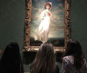 art, girl, and aesthetic image