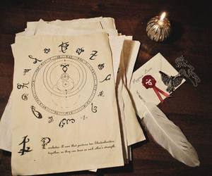 runes, shadowhunters, and the mortal instruments image
