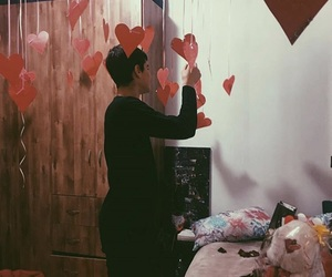 birthday, boyfriend, and couple image