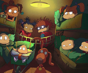nickelodeon and rugrats image