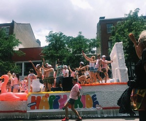 pride and pride parade image