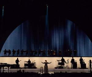 Adele, beautiful, and concert image