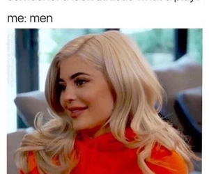 meme, funny, and kylie image